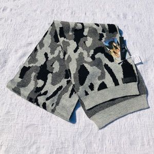 MANIERE**Camouflage Scarf**Unisex***STUNNING!!